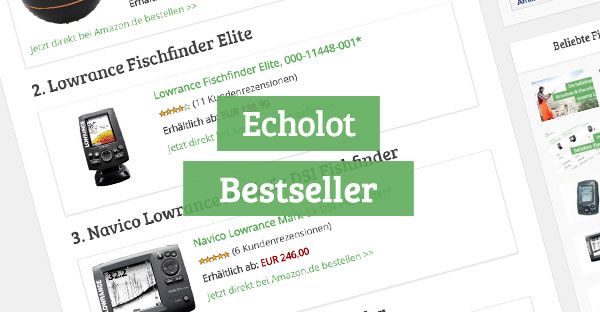 Die Echolot Bestseller