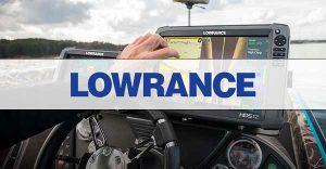 lowrance-echolot