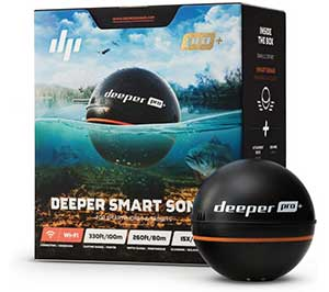 Deeper-PRO-Plus-Smart-Sonar-Test