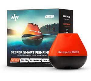 Deeper-START-smart-Fischfinder-Test