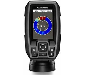 Garmin-Transducer-Chirp-fishfinder-Striker-4-Test