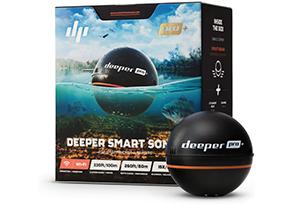 Deeper Pro+ Fischfinder