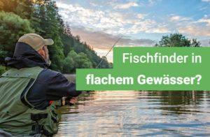 fischfinder-fluss-flachem-gewaesser
