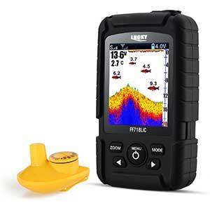 LUCKY-Wireless-Fischfinder-FF718LiC-im-Test