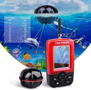 Longruner-Fish-Finder-einsatz